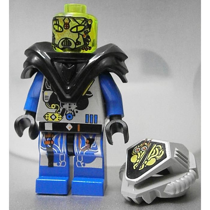 Lego Ufo Alien Blue Minifigure Brick Owl Lego Marketplace