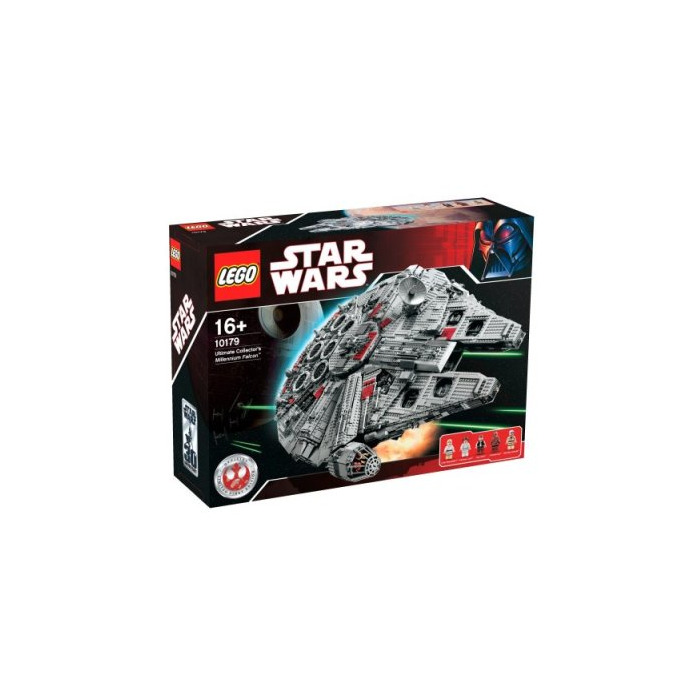 Lego Ultimate Collectors Millennium Falcon Set 10179 Packaging