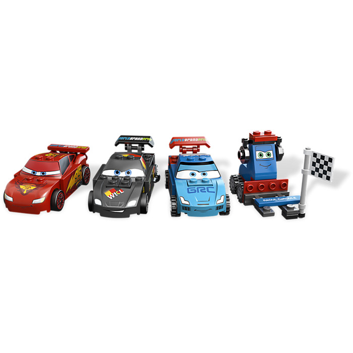 LEGO Ultimate Race Set 9485