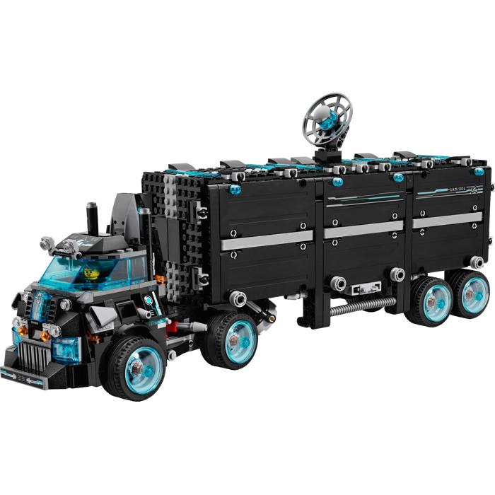 LEGO Ultra Agents Mission HQ Set 70165 | Brick Owl - LEGO ... | 700 x 700 jpeg 87kB