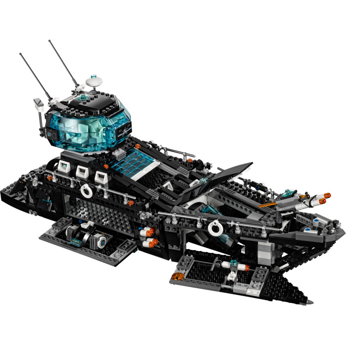lego ultra agents ocean hq set 70173 brick owl lego marketplace. Black Bedroom Furniture Sets. Home Design Ideas