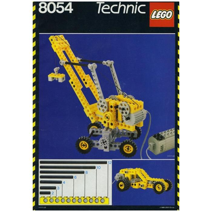 lego universal motor set 8054 brick owl lego marketplace. Black Bedroom Furniture Sets. Home Design Ideas