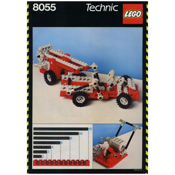 lego universal motor set 8055 brick owl lego marketplace. Black Bedroom Furniture Sets. Home Design Ideas
