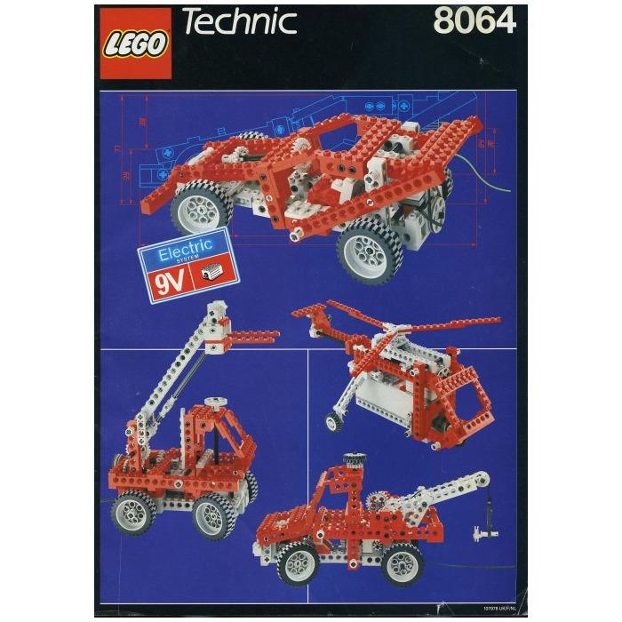 lego large technic motor 9v 2838 comes in brick owl. Black Bedroom Furniture Sets. Home Design Ideas