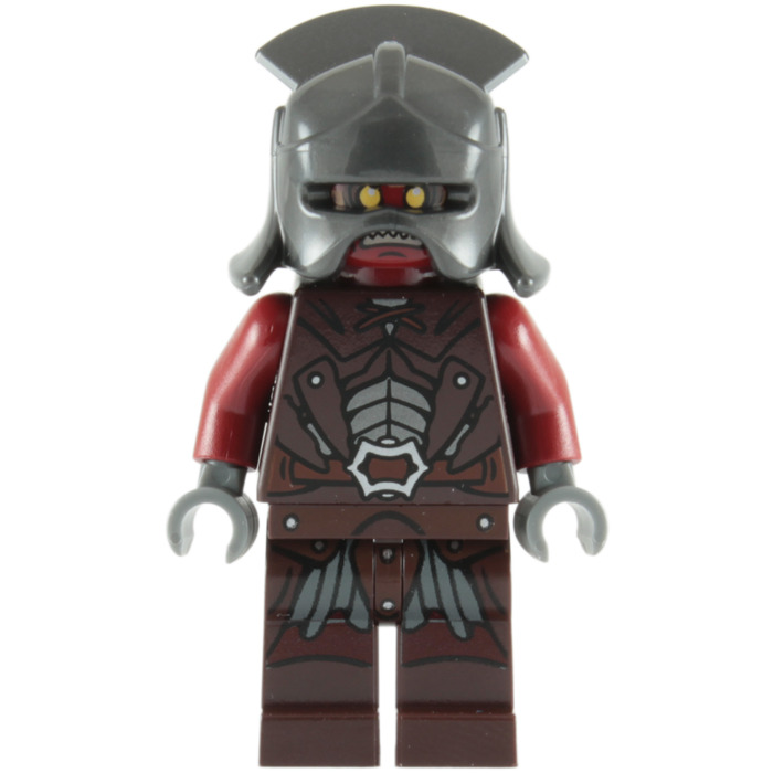 Uruk-Hai Minifigure Lord of the Rings Lego