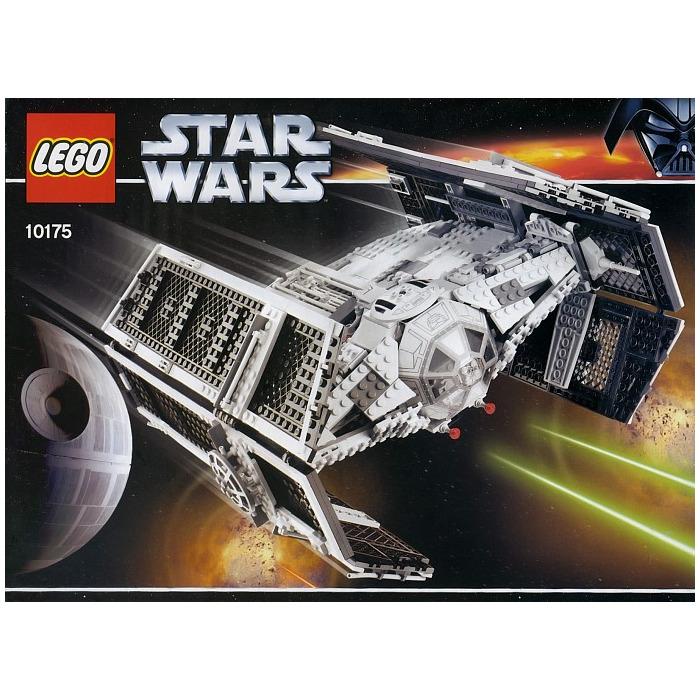 lego tie advanced instructions