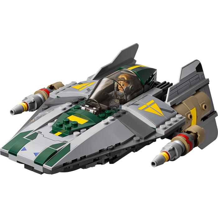 lego vader 39 s tie advanced vs a wing starfighter set 75150 brick owl lego marketplace. Black Bedroom Furniture Sets. Home Design Ideas