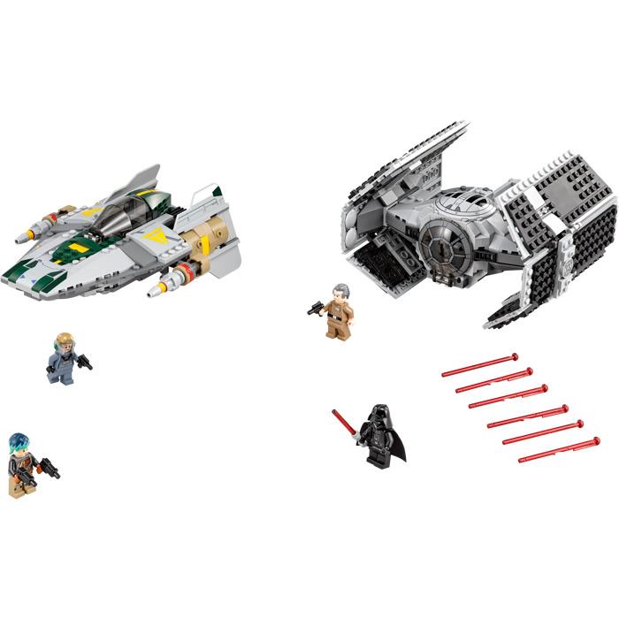 Lego Star Wars Sabine Wren 75150 Mini Figure