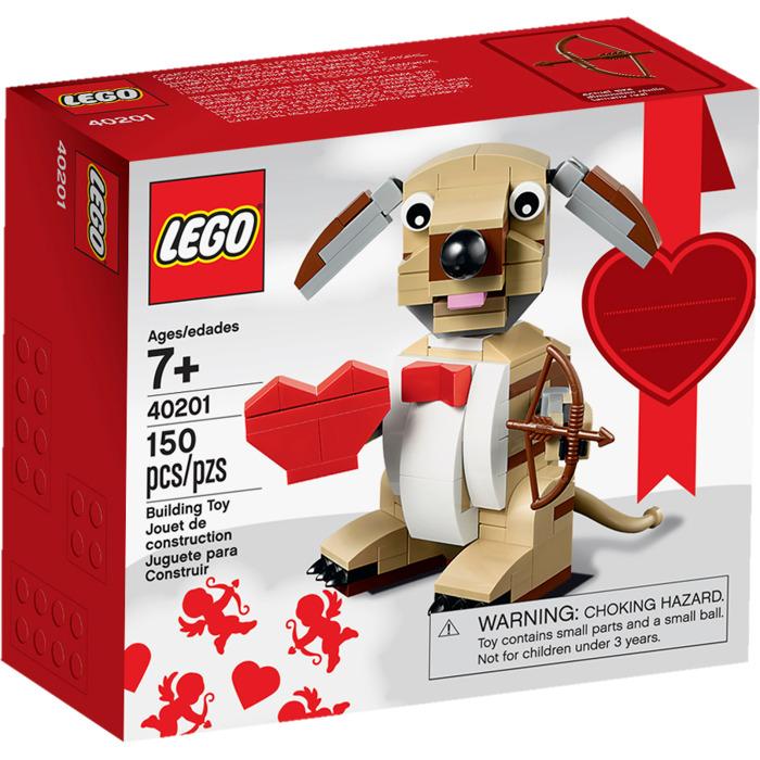 ... LEGO Valentineu0026#039;s Cupid Dog ...