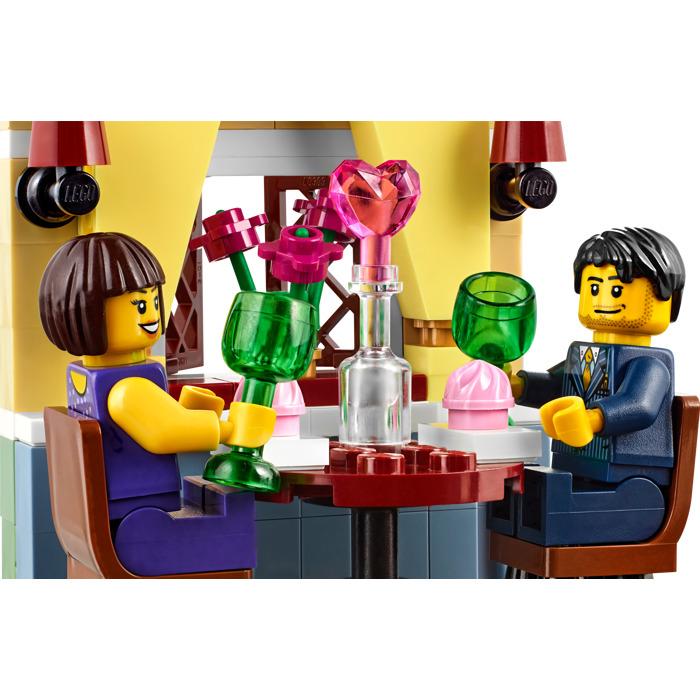 LEGO Valentine's Day Dinner Set 40120 | Brick Owl - LEGO ...