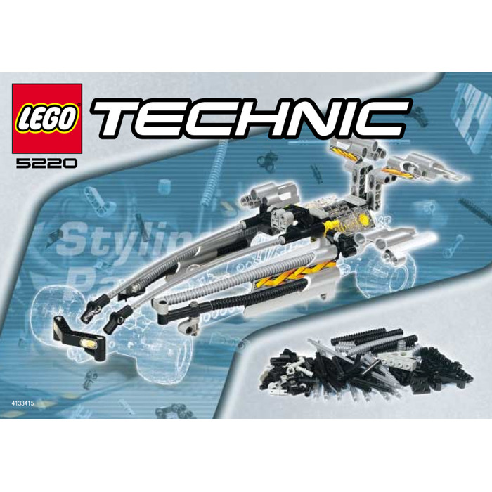Lego Vehicle Styling Pack Set 5220 Instructions Brick Owl Lego