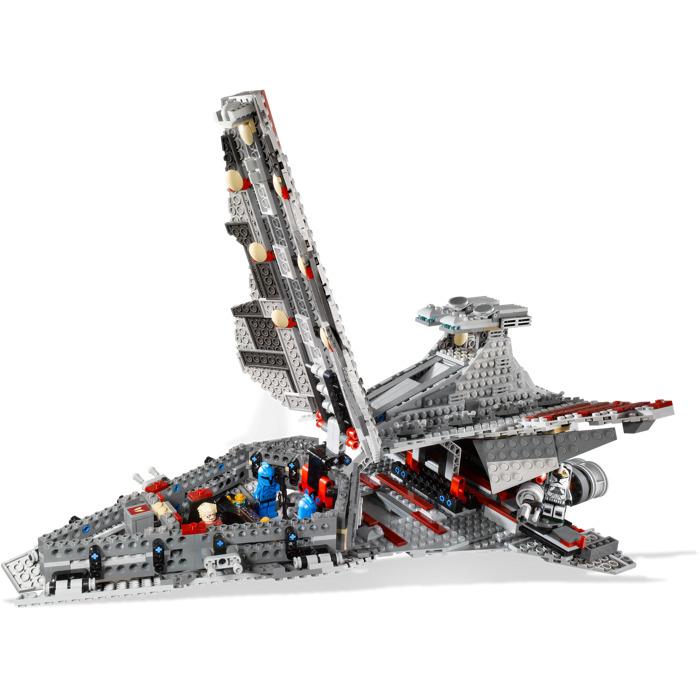 Lego venator class republic attack cruiser set 8039 - Croiseur star wars lego ...