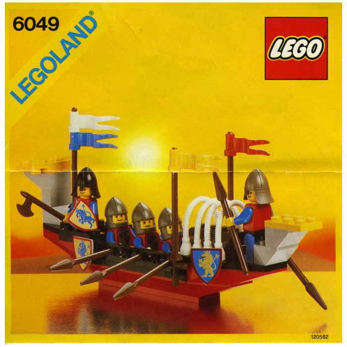 Lego Viking Voyager Set 6049 Brick Owl Lego Marketplace