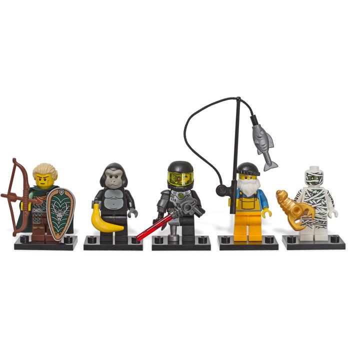 LEGO VIP Top 5 Boxed Minifigures Set 850458   Brick Owl - LEGO ...