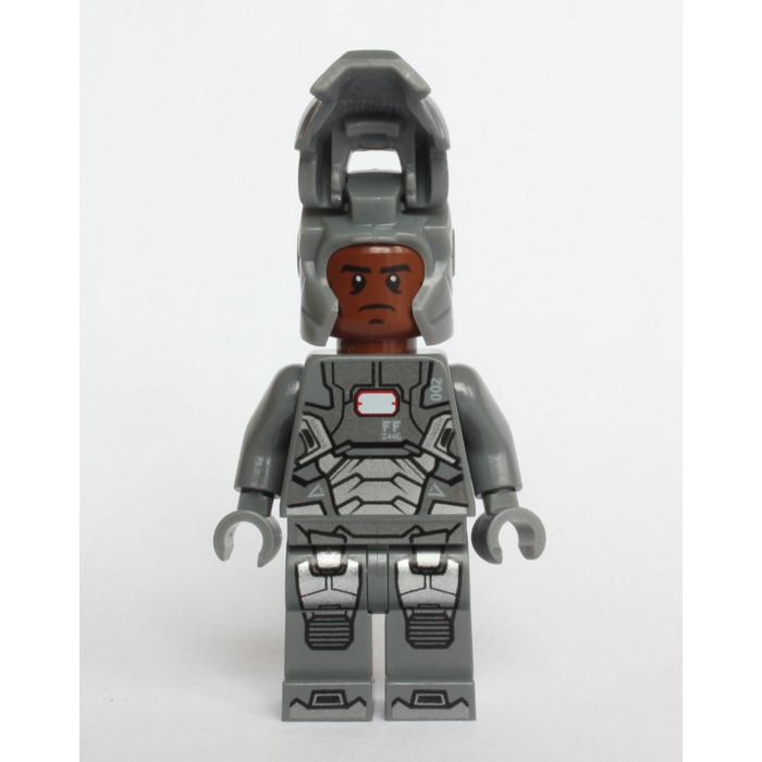 LEGO War Machine Minifigure | Brick Owl - LEGO Marketplace