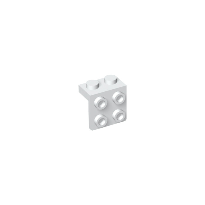44728-1x2+2x2 choose colour Lego 21712 bracket x1