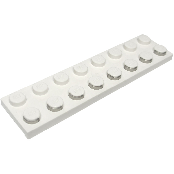 Lego 1 connecteur electrique 8482 8483// 1 electric sensor brick w// white contact