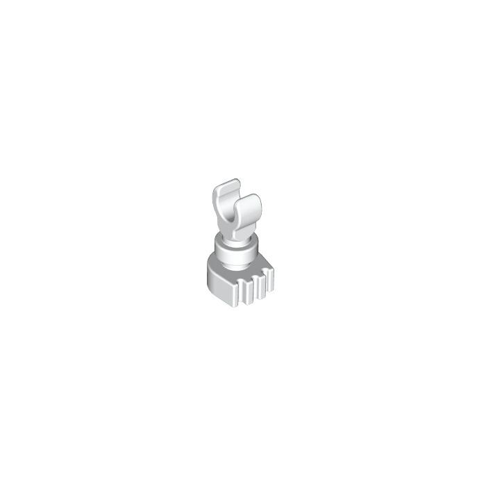 Lego White Minifig Skeleton Leg 6266 31733 Brick Owl Lego