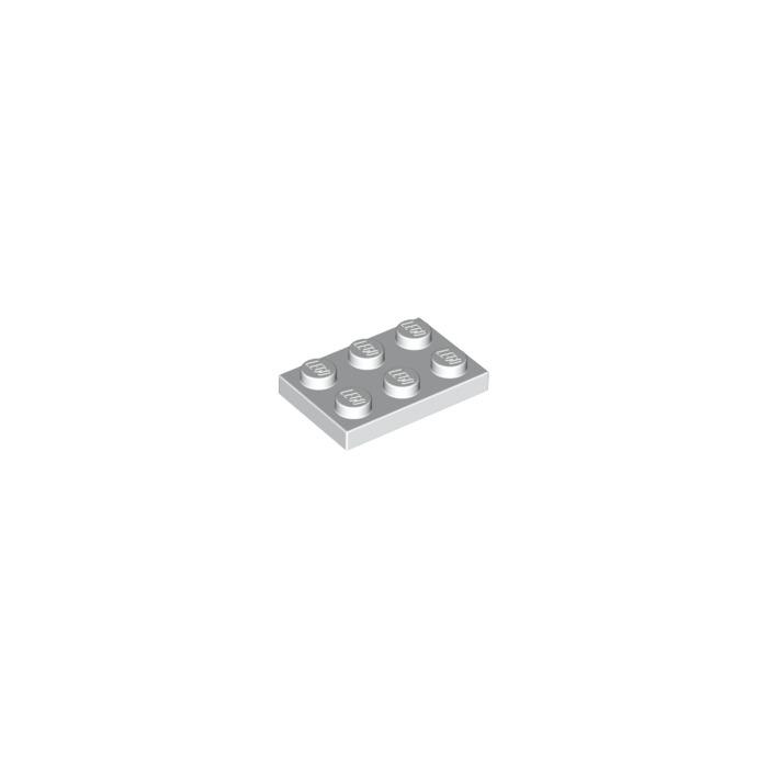Moderno Gris Oscuro x1 Lego Placa base 16x16 30225pb03 Pegatina/' 01/' la entrada del auto