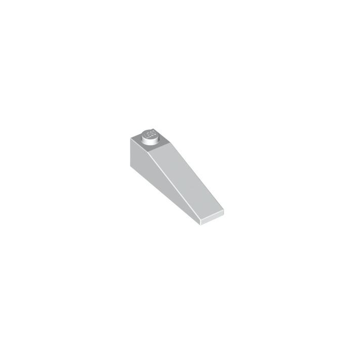 gris foncé 6 x LEGO 60477 Brique Toit Pente Roof Brick 1x4 Slope 18° NEUF NEW