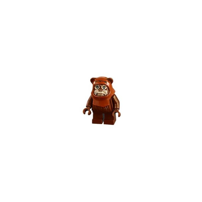 EWOK WICKET 75238 LEGO Star Wars Minifigure