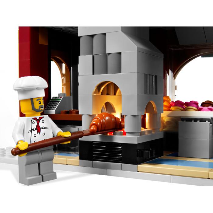 Lego Winter Village Bakery Set 10216 Brick Owl Lego
