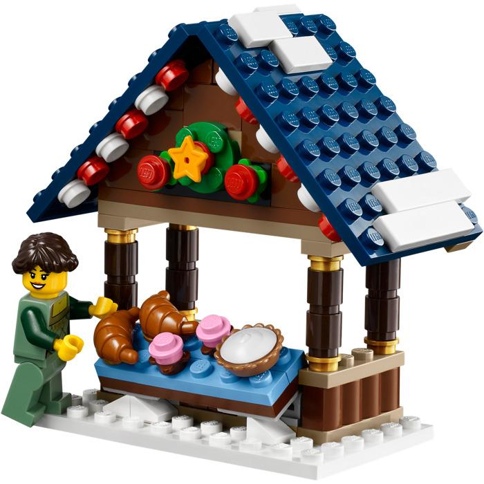 LEGO Winter Village Market Set 10235 | Brick Owl - LEGO Marketplace