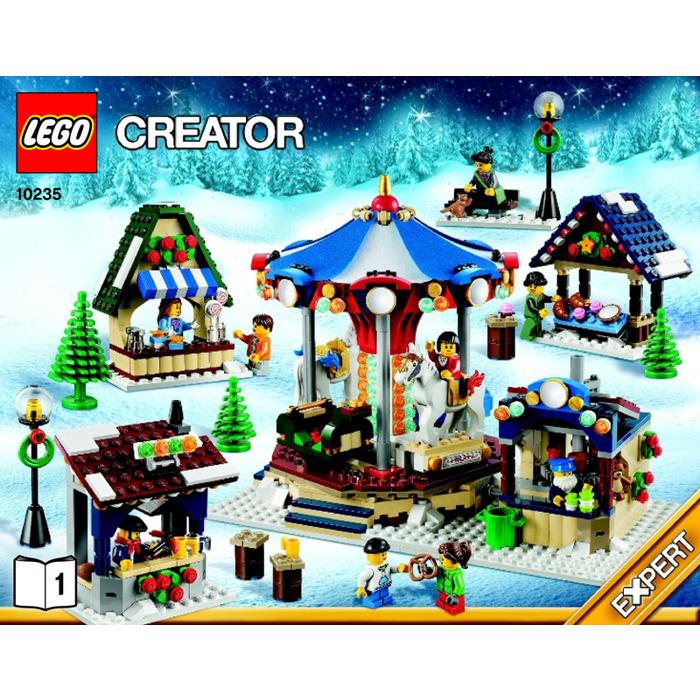 *BRAND NEW* LEGO Creator Winter Village Market 10235