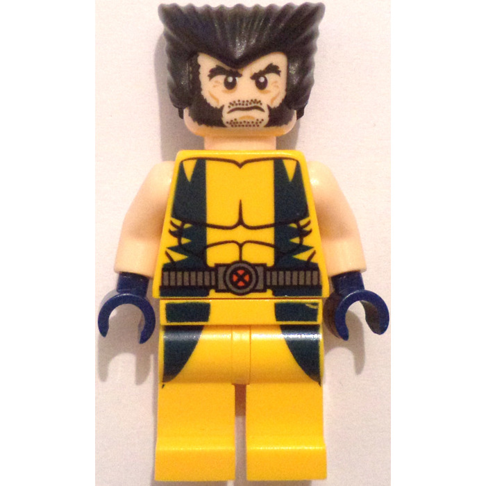 Minifigures Wolverine Minifig Lego
