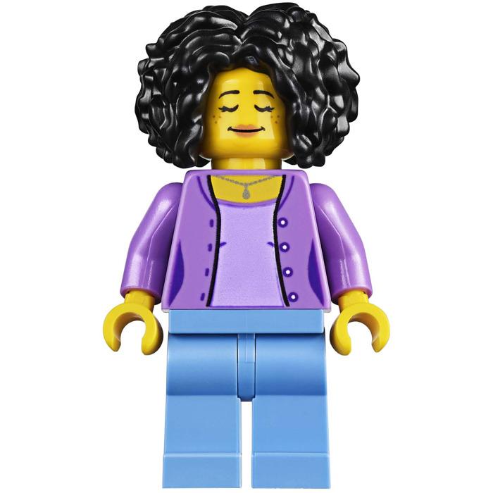 LEGO Woman Minifig   MY LEGO woman Minifigure ®Mac Filko