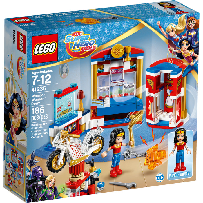 LEGO Wonder Woman Dorm Room Set 41235 | Brick Owl - LEGO ...
