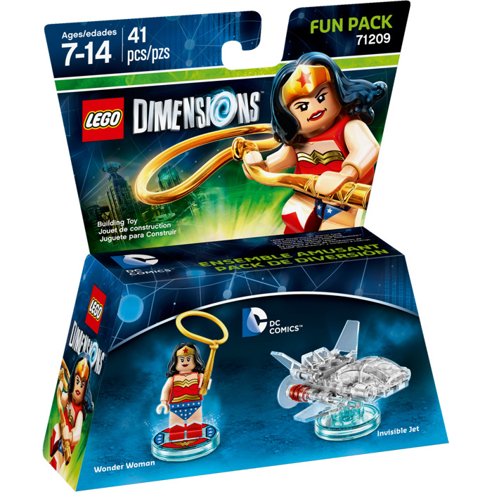 LEGO Wonder Woman Set 71209 | Brick Owl - LEGO Marketplace