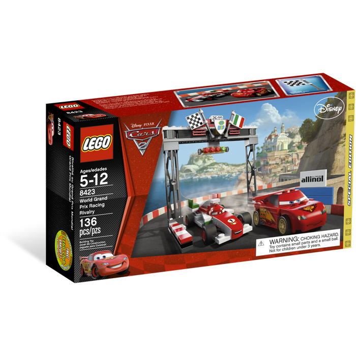 LEGO World Grand Prix Racing Rivalry Set 8423