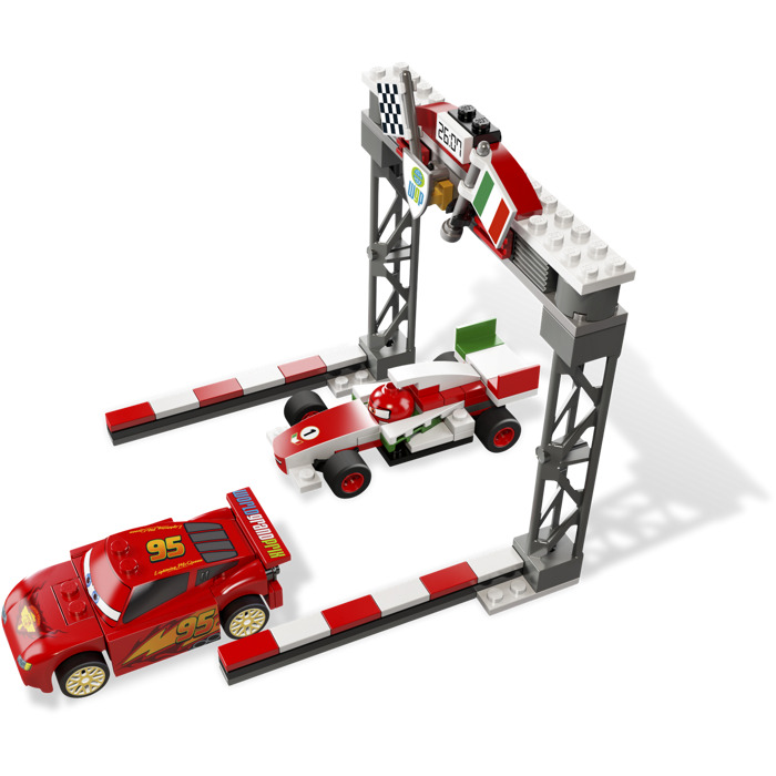 Lego Cars  World Grand Prix Racing Rivalry