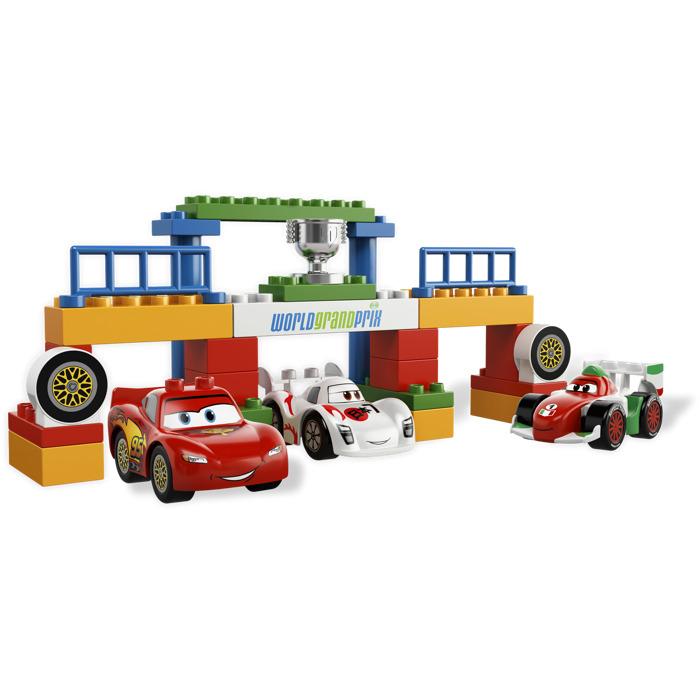 Lego World Grand Prix Set 5839 Brick Owl Lego Marketplace