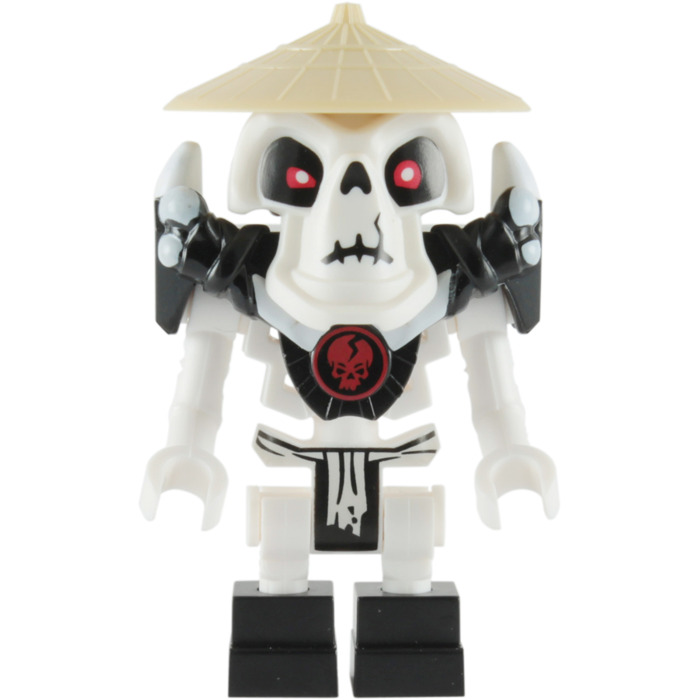 Lego Black Armour With Bone 12257 96533 Comes In