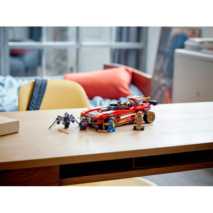 LEGO X-1 Ninja Charger Set 71737   Brick Owl - LEGO ...