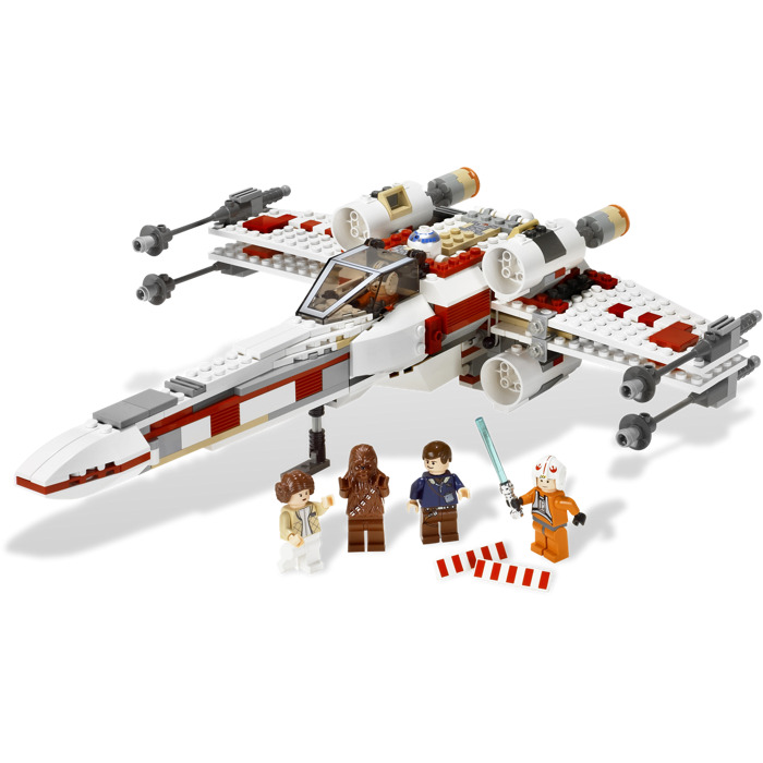 lego x wing instructions