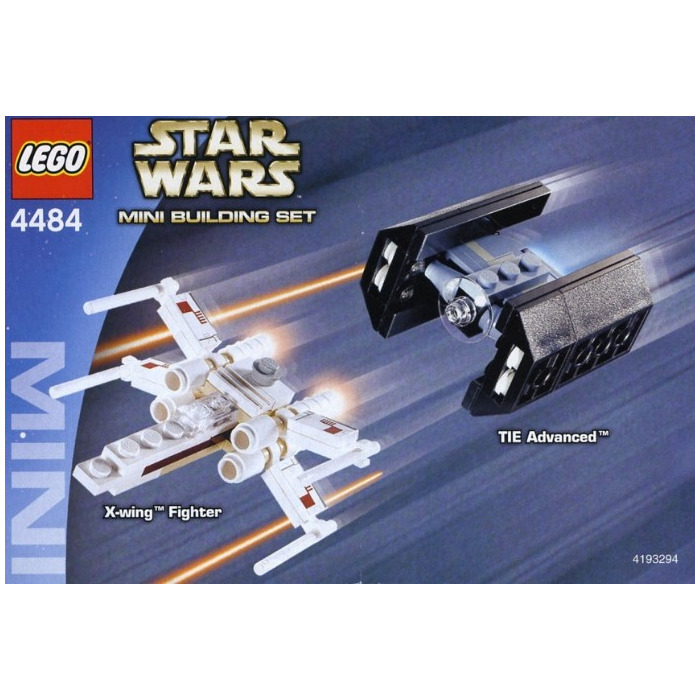 lego instructions x wing fighter
