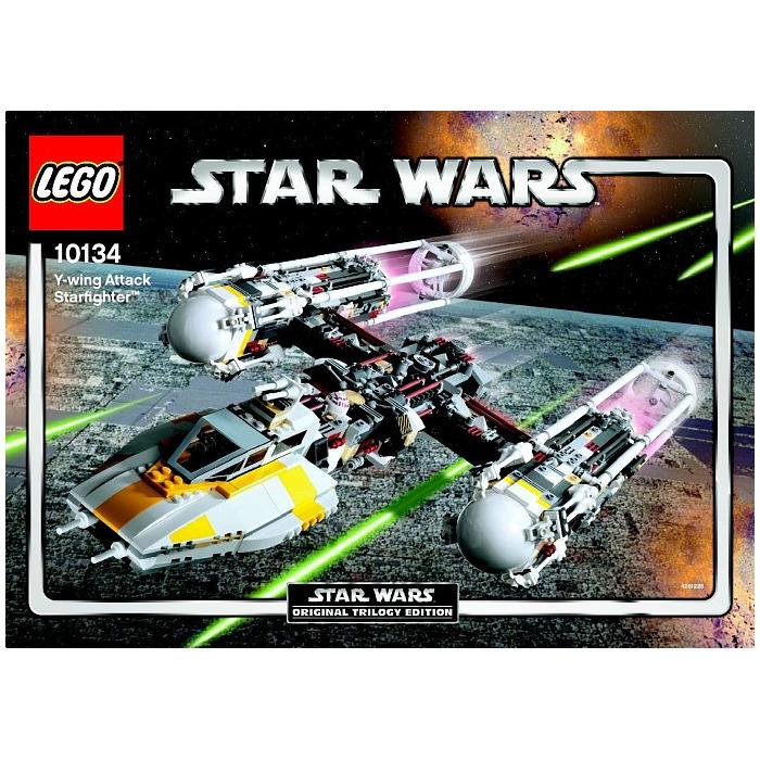Buy Lego Star Wars Y Wing Starfighter: LEGO Y-wing Attack Starfighter Set 10134