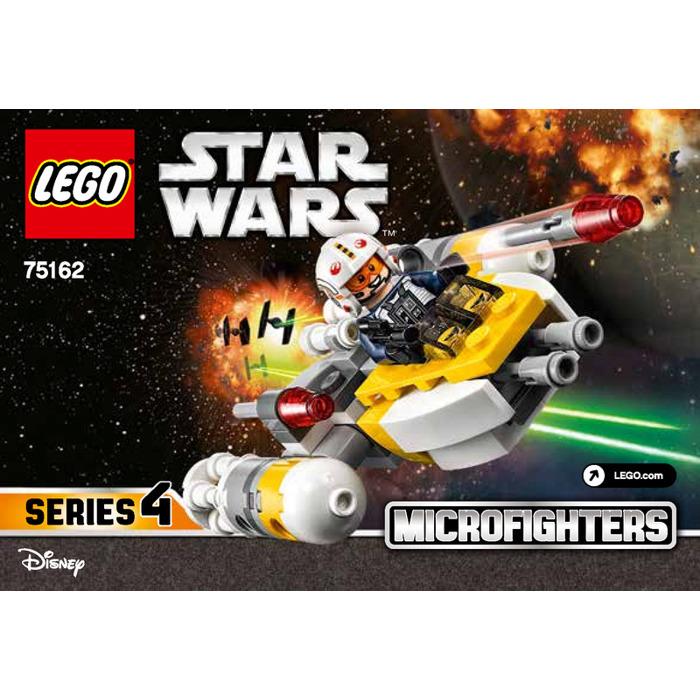 Lego Y Wing Set 75162 Instructions Brick Owl Lego Marketplace
