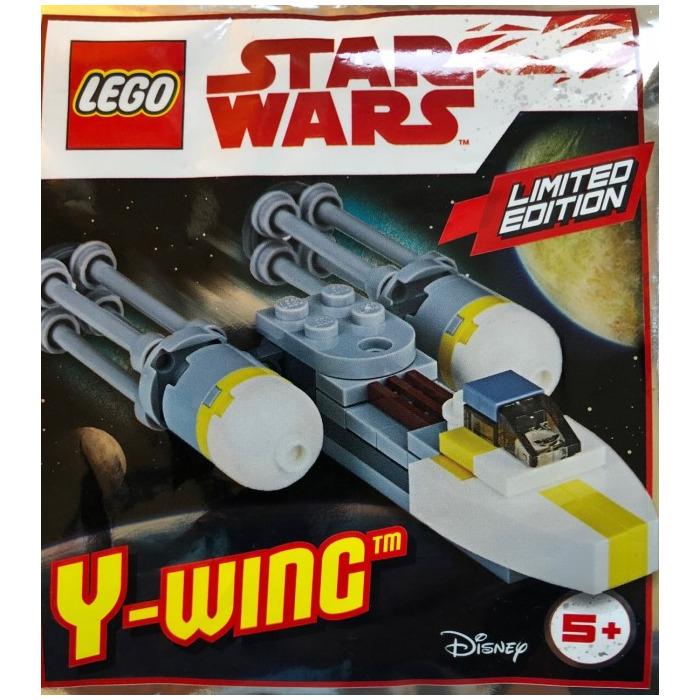 Lego Y Wing Set 911730 Brick Owl Lego Marketplace