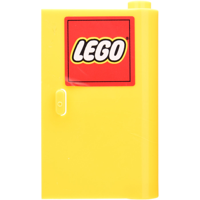 lego door 1 x 3 x 4 right stickered 39 lego 39 58380 brick owl lego marketplace. Black Bedroom Furniture Sets. Home Design Ideas