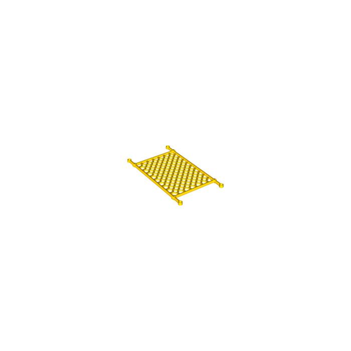 Flexible New White 1x Lego ® 30923 Mesh Grille 8x14 Eyelet Soft