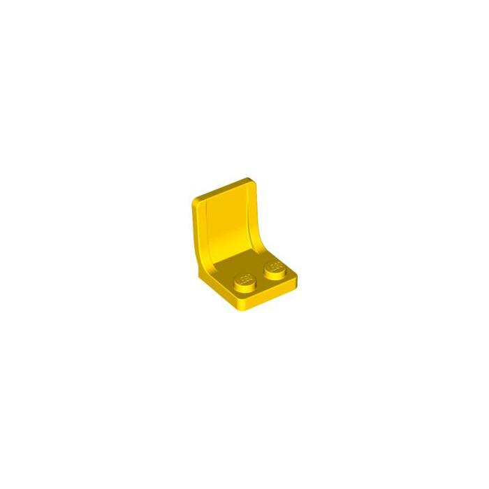 LEGO 4079  NEW LEGO YELLOW SEATS x 4