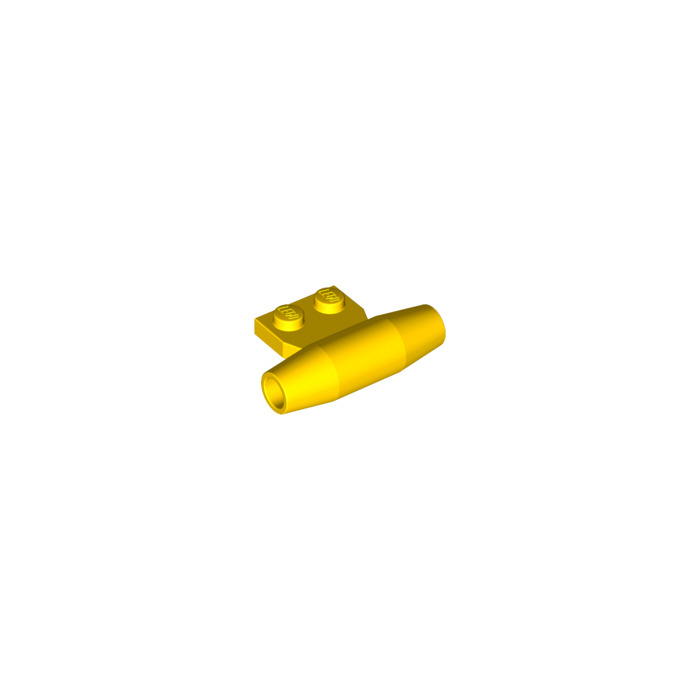LEGO Small Yellow Jet Engine x2