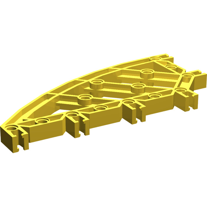 LEGO Znap Beam Curved 14 Holes (32216)