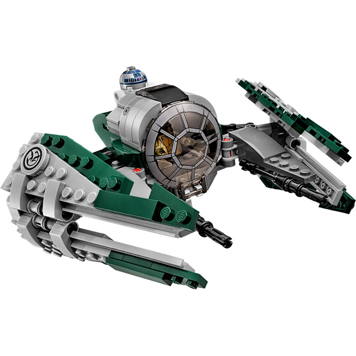 Lego Yoda S Jedi Starfighter Set 75168 Brick Owl Lego