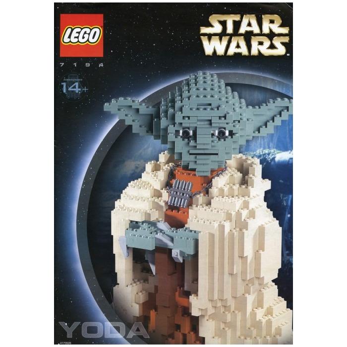 lego yoda set 7194 - Lego Yoda