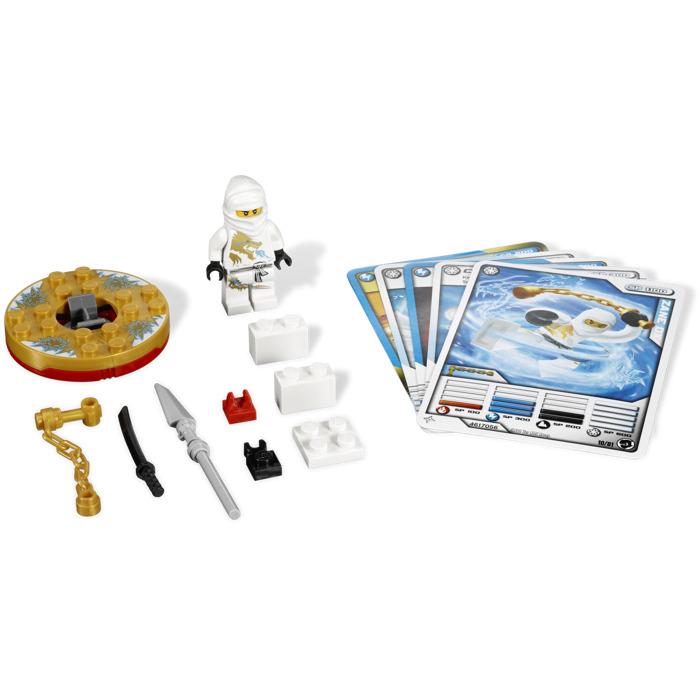 LEGO Zane DX Set 2171 | Brick Owl - LEGO Marketplace